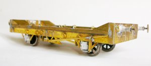 TBarry Railway/Great Western Class J 10ton High sided Wagon (4 plank)